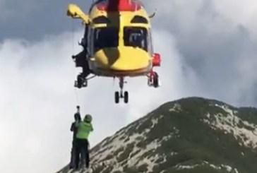 Il Soccorso Alpino salva 15enne sul Monte Amaro