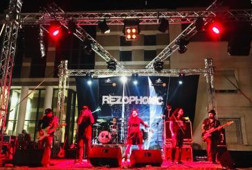 Un successo il concerto dei Rezophonic e Cristina Scabbia