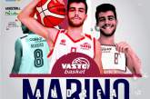 Vasto Basket, Andrea Marino vestirà ancora la maglia numero 8