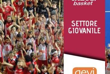 La Generazione Vincente Vasto Basket è pronta a ripartire con la propria attività giovanile