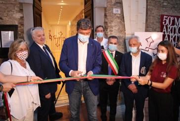 Guardiagrele, inaugurata la 50esima Mostra dell'Artigianato Artistico Abruzzese