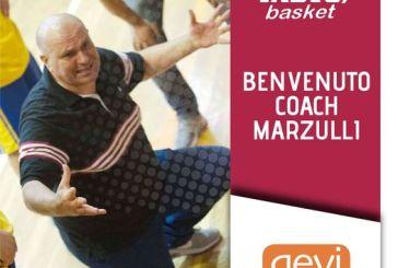 La Vasto Basket presenta il coach Bruno Marzulli