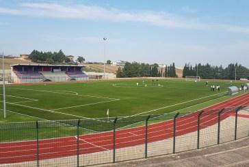 Terminati a Montenero i lavori di riqualificazione dello stadio comunale intitolato a