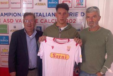Vastese Calcio, Antonio Martiniello è un nuovo giocatore biancorosso