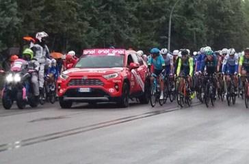 San Salvo e il Giro d'Italia, un amore infinito