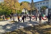 A San Salvo il girotondo della pace per condividere il valore inclusivo con gli studenti
