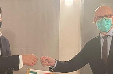 Alessandro Grassi è il nuovo presidente dell'AssoVasto