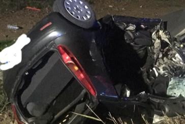 Frontale sulla Fondovalle Sinello in territorio di Pollutri, muore automobilista
