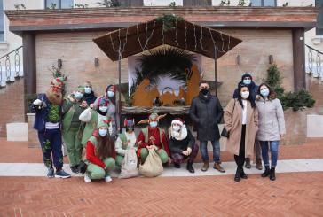 A Monteodorisio gli elfi di Babbo Natale ritirano le letterine