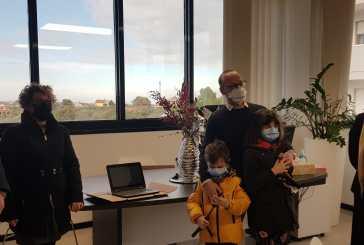 Il Lion Club New Century consegna alla fondazione Cireneo di Vasto un Pc Touch per i ragazzi