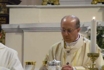 La visita pastorale di Mons. Bruno Forte nella Chiesa di Santa Maria Maggiore