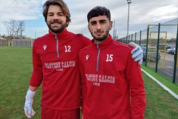 Vastese Calcio, ufficialmente in biancorosso Pierpaolo Boccanera e Danilo Barbarossa