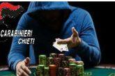 Gioca a poker con la Postepay di un altro, denunciato dai carabinieri
