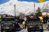 Sono in corso le ricerche dei 4 dispersi sul Velino con 51 soccorritori e altri 20 in arrivo