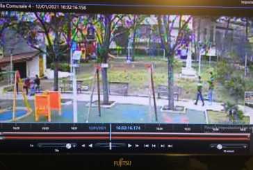 Vandali in azione alla Villa Comunale di San Salvo, individuati i presunti responsabili