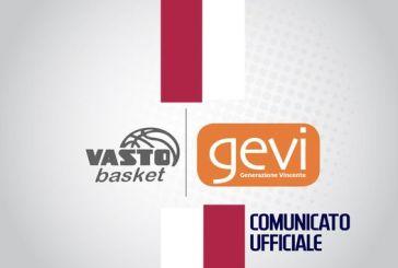 Alla Coppa del Centenario, la Vasto Basket c'è