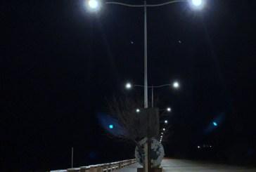 Continua il restyling dell'illuminazione pubblica a Casalbordino