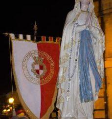 Al via nella Cattedrale di S.Giuseppe la preparazione alla Festa della Madonna di Lourdes