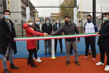 Inaugurata a San Salvo l'Arena Padel, si arricchisce l'offerta sportiva del Village Sport