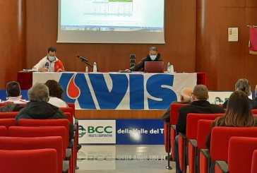 Ieri il rinnovo delle cariche elettive dell'AVIS Comunale San Salvo. Presentata anche la nuova divisa dell'Asd Ciclistica Valletrigno
