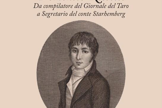Copertina ultimi anni di vita di Domenico Rossetti