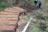 Al via i lavori di riqualificazione delle aree di approdo della piccola pesca in località Casarza