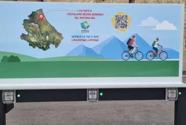 A Castiglione Messer Marino pronta la stazione di ricarica per E-Bike