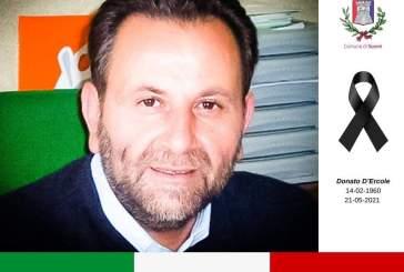 Scerni piange la morte di Donato D'Ercole per 10 anni sindaco del paese