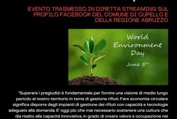 Potenziamento dei servizi ambientali in Valle Cena a Cupello, sabato convegno in occasione della Giornata Mondiale dell'Ambiente