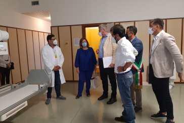 Più esami in Radiologia a Guardiagrele, inaugurato il nuovo telecomandato