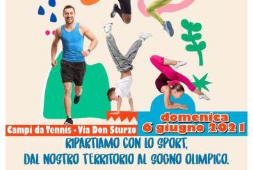 Giornata nazionale dello sport: i campi da tennis di Montenero ospiteranno gli eventi organizzati dal Comune