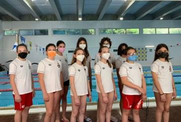 Nuoto, gli esordienti dell'H2O Sport da applausi nella terza tappa della Molise Swim Cup