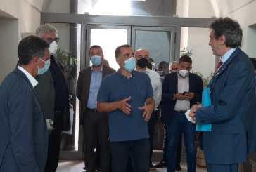 I sindaci dell'Alto Vastese incontrano Marsilio e Schael si impegna sulla guardia medica
