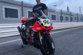 Misano World Circuit, due primi posti per il pilota vastese Domenico Di Marco