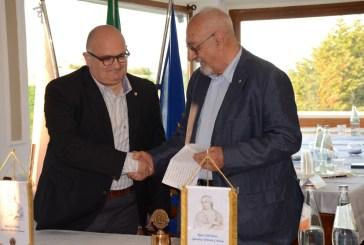 Luigi Spadaccini è il nuovo presidente del Lions Club Vasto Adriatica Vittoria Colonna