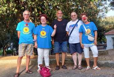 """Vasto, grande successo dell'evento """"Arte in Villa"""" promossa dal volontariato"""