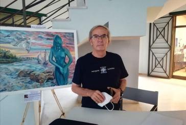 """Conclusa la Mostra retrospettiva: """"L'arte estemporanea a Vasto nel triennio """"2018 2019 e 2021"""", Viggiani:"""