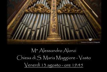 Vasto, Santa Maria Maggiore si prepara alla Festa dell'Assunta del 15 agosto
