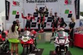 Motociclismo, Domenico Di Marco #96# primo nella Coppa Italia Velocità