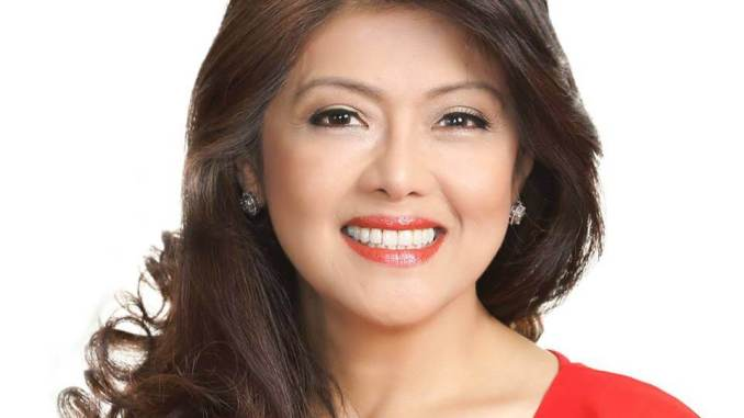 Imee is awarded for 3rd time as Most Outstanding Governor - Ilocos