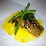 Amalfi Pan Seared Salmon