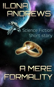 Book Cover: A MERE FORMALITY