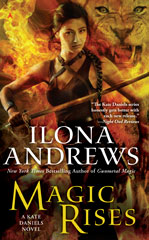 Cover of Magic Rises