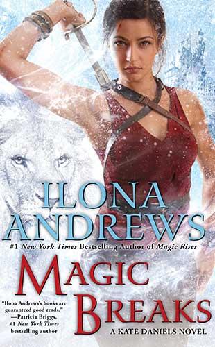 Book Cover: MAGIC BREAKS