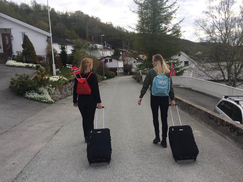 handbagage 2 stedentrip
