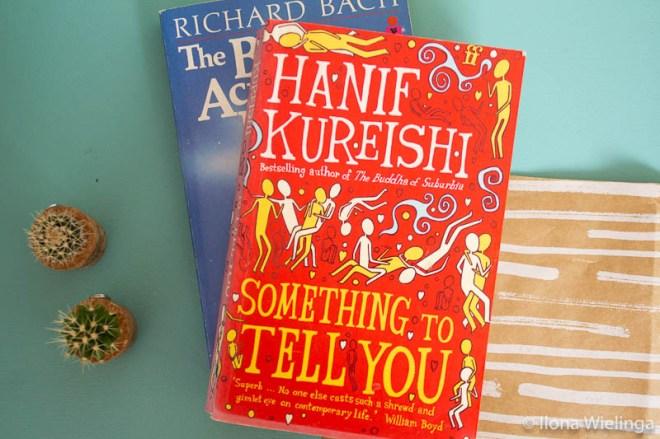 kringloop 2 boeken something to tell you