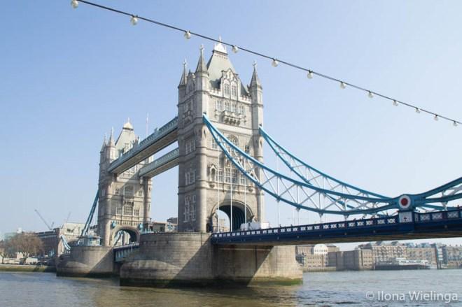 Londen 6 Towerbridge