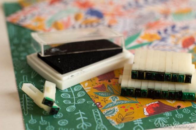 bullet journal materialen 2 stempels aliexpress