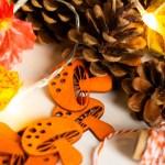 lampjes 1 denneappels diy herfst herfstactiviteiten