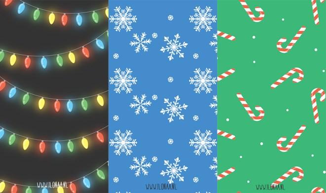 kerstachtergronden winterachtergronden 2